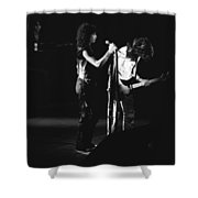 Aerosmith In Spokane 31 Shower Curtain