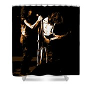 Aerosmith In Spokane 31b Shower Curtain