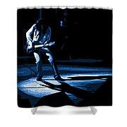 Aerosmith In Spokane 33b Shower Curtain