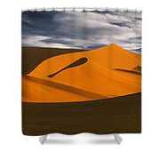 African Dunes Shower Curtain