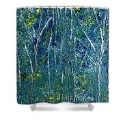 After Monet Shower Curtain