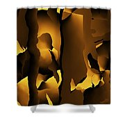 After The Fall 1 072712 Shower Curtain