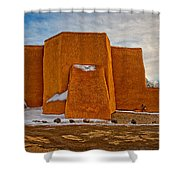 After The Storm - Classic View Shower Curtain