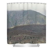Aftermath Shower Curtain
