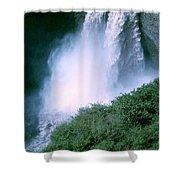 Agoyan Falls Shower Curtain