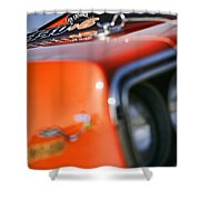 Air Grabber  Shower Curtain