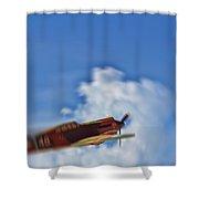 Air Superiority 1942 Shower Curtain