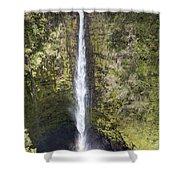 Akaka Falls Iv Shower Curtain