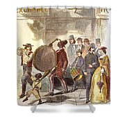 Alabama: Recruitment, 1861 Shower Curtain