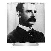 Albert Goodwill Spalding Shower Curtain