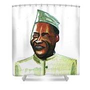 Albert John Luthuli Shower Curtain