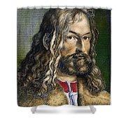 Albrecht D�rer (1471-1528) Shower Curtain
