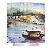 Albufera De Valencia 11 Shower Curtain