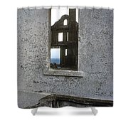 Alcatraz - Windows Shower Curtain by Paul W Faust -  Impressions of Light