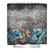 Aldous Shower Curtain