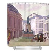 Aldwych  Shower Curtain