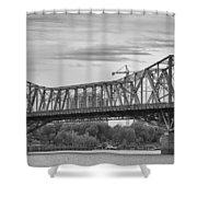 Alexandra Bridge Shower Curtain