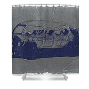 Alfa Romeo Shower Curtain