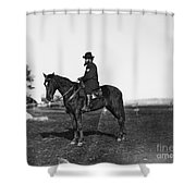 Alfred R. Waud (1828-1891) Shower Curtain