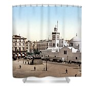 Algeria: Algiers, C1899 Shower Curtain