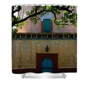 Alhambra Water Tower Doors Shower Curtain