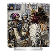 Ali Baba And 40 Thieves Shower Curtain
