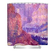 All Canyon Shower Curtain