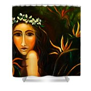 All That Shower Curtain by Gina De Gorna