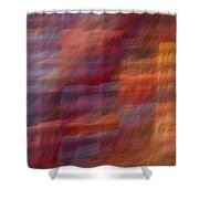 All The Pretty Boxes Shower Curtain