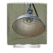 Alley Light Shower Curtain