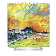 Almeria Region In Spain 03 Shower Curtain