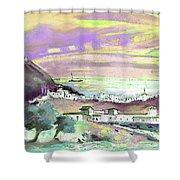 Almeria Region In Spain 04 Shower Curtain
