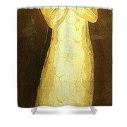 Almost An Angel Shower Curtain