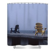 Alone At Last Shower Curtain