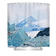 Alpha And Omega Shower Curtain