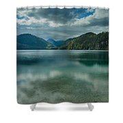 Alpsee Shower Curtain