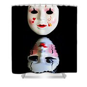 Alter Ego II Shower Curtain