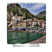 Amalfi Shower Curtain