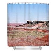 Amazing American Landscape Shower Curtain