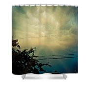 Amazing Trinity Shower Curtain