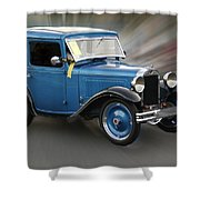 American Austin Shower Curtain