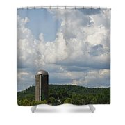 American Country Life Shower Curtain