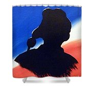 American Flyboy Shower Curtain