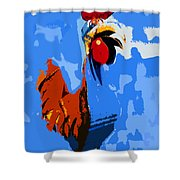 American Icon Shower Curtain