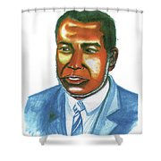 Amilcar Cabral Lopes Shower Curtain