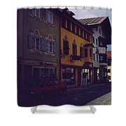 An Afternoon In Germany  Shower Curtain