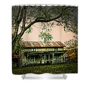 An Old Home Place Shower Curtain