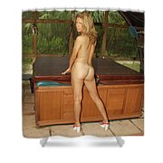 Ana Paula 321 Shower Curtain