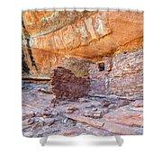 Anasazi Indian Ruin - Cedar Mesa Shower Curtain