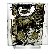 Ancestor 1b Shower Curtain